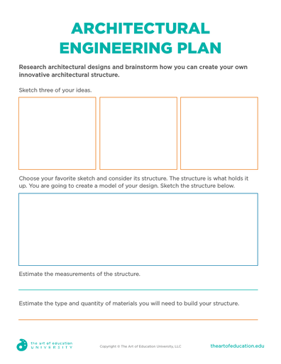 Architectural Engineering Plan - FLEX Resource