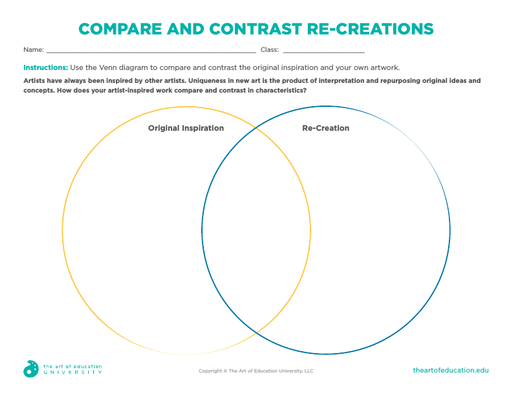 Compare and Contrast Recreations - FLEX Resource