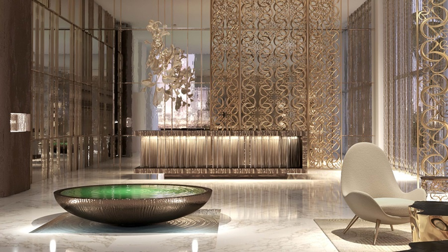 Emaar expects to complete Elie Saab tower by May 2023