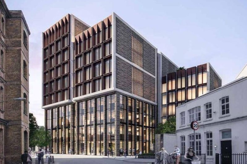 New plans for a technological hub in Battersea emerge