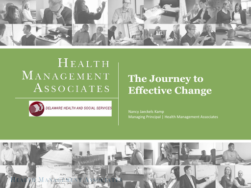 The Journey to Effective Change