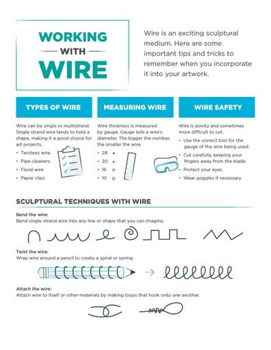 Working With Wire - FLEX Resource