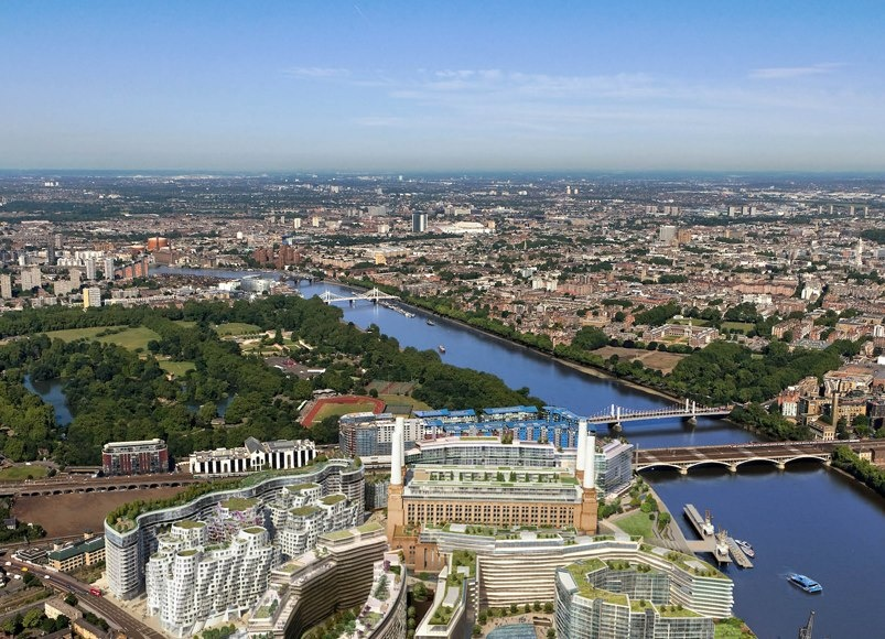Battersea sites shortlisted for London's greatest infrastructure achievements awards