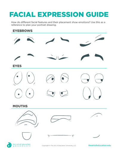 Facial Expression Guide - FLEX Resource