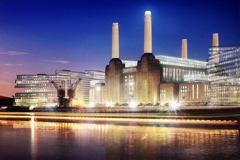 Battersea awarded best commercial mixed-use future project in 2017