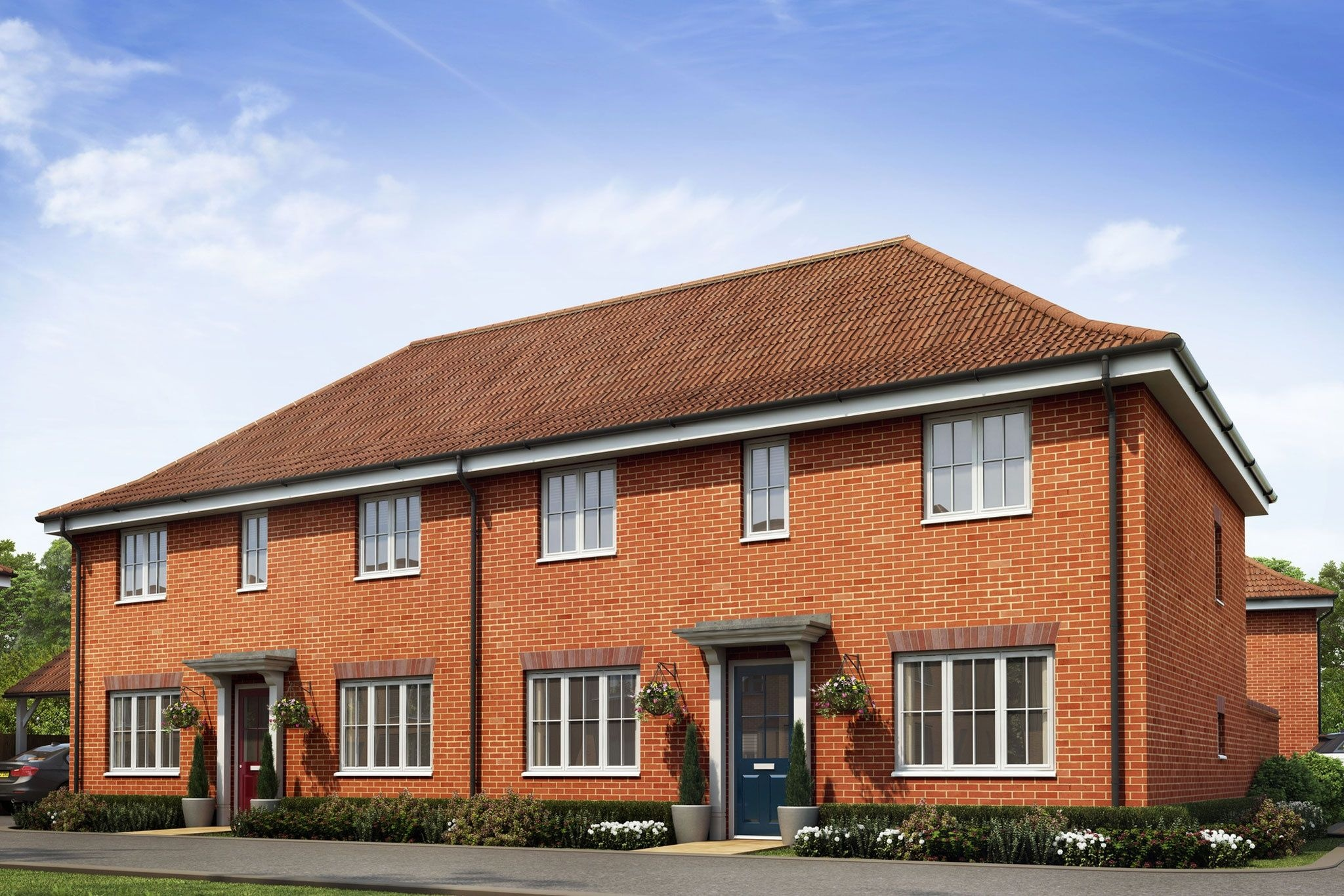 Looking for new-build homes under £500,000? Barratt Homes is worth a Try!