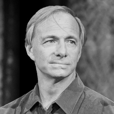 a photo of crypto expert reviewer Ray Dalio