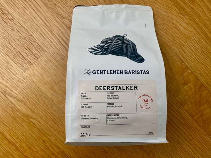Deerstalker by The Gentlemen Baristas
