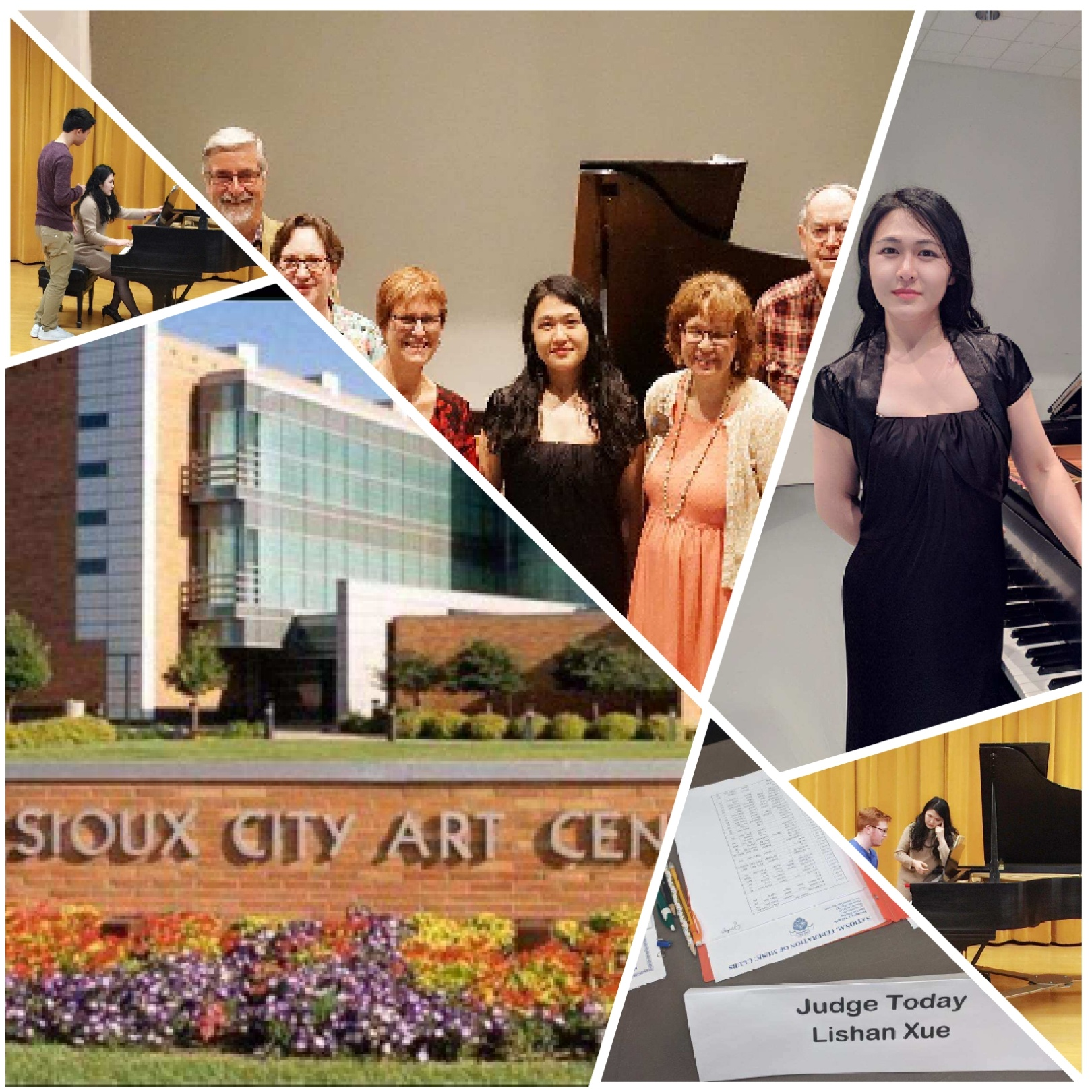 pictures about the activities in Sioux City