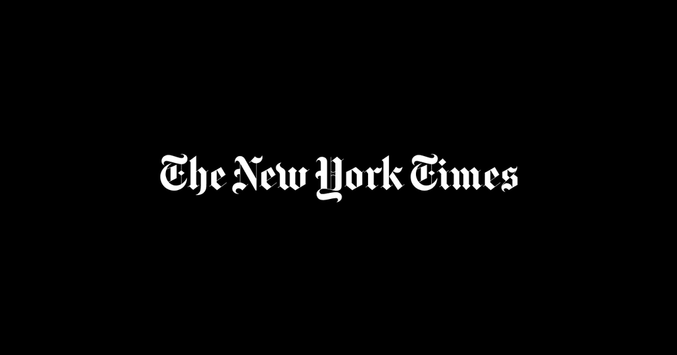 Photo of The New York Times