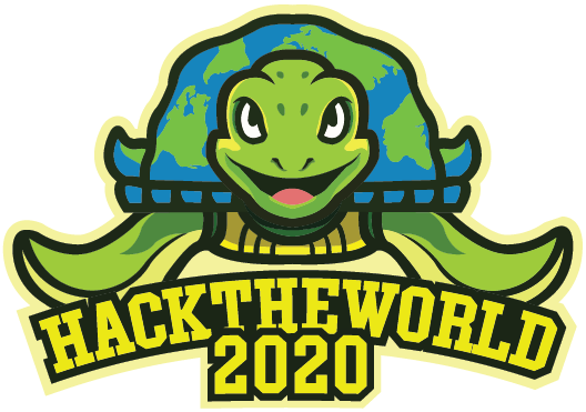 Hack the World logo