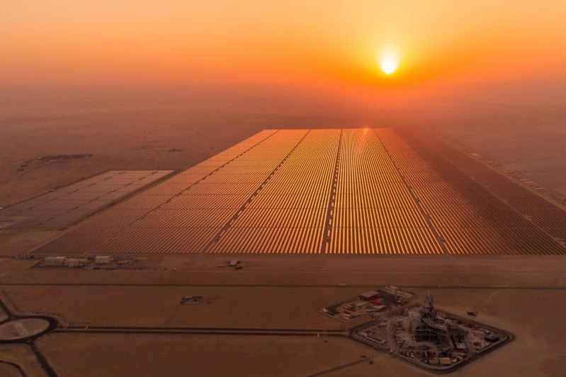 Dubai stares at the sun: How the Emirate is becoming a global leader in solar power