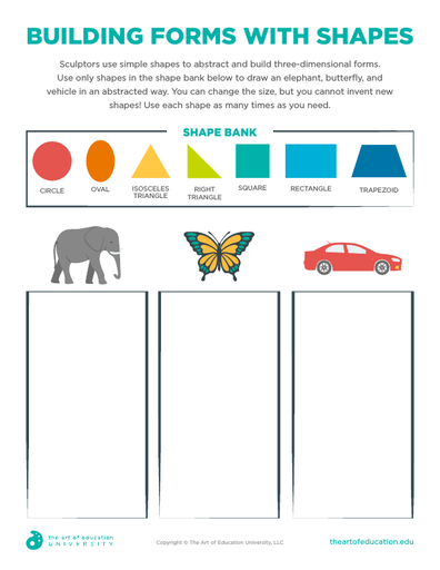Building Forms With Shapes - FLEX Resource