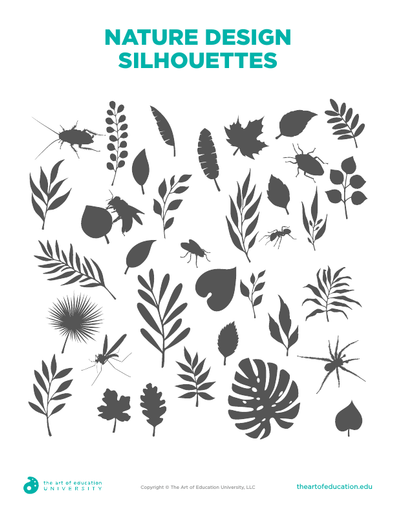 Nature Design Silhouettes - FLEX Resource