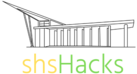 shsHacks logo