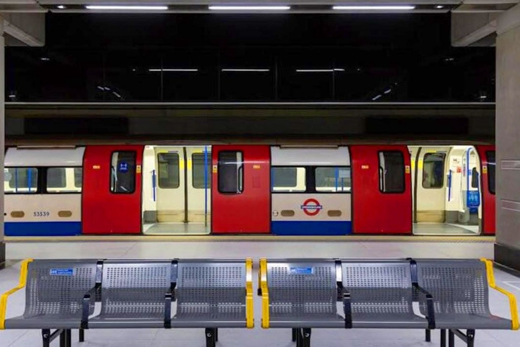 Battersea Power Station Underground Station – Just Days Away From Inaugural