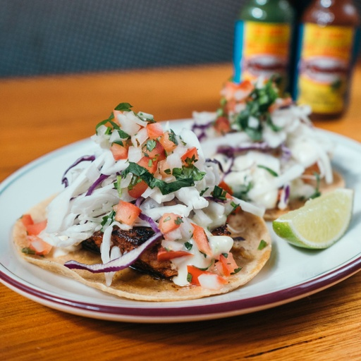 Grilled Fish Tacos (2)