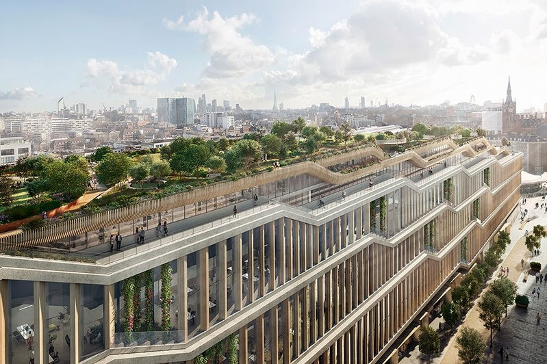 London attracts world's most anticipated HQs