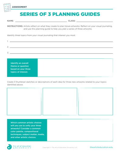 Series of 3 Planning Guides - FLEX Assessment