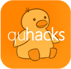 QuHacks logo