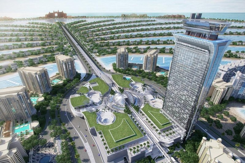 Copperstones adds The Palm Tower in Palm Jumeirah to the portfolio