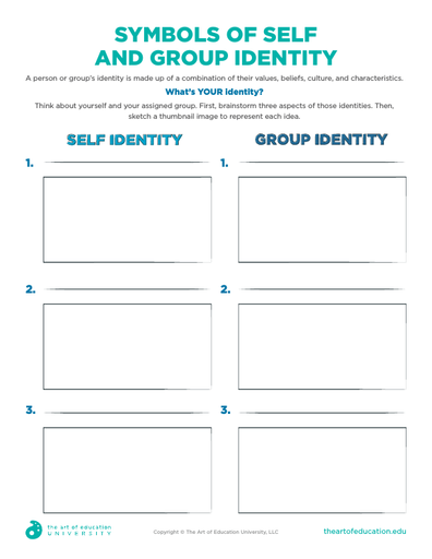 Symbols of Self and Group Identity - FLEX Assessment
