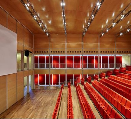 image de Tour Intesa SanPaolo - Auditorium