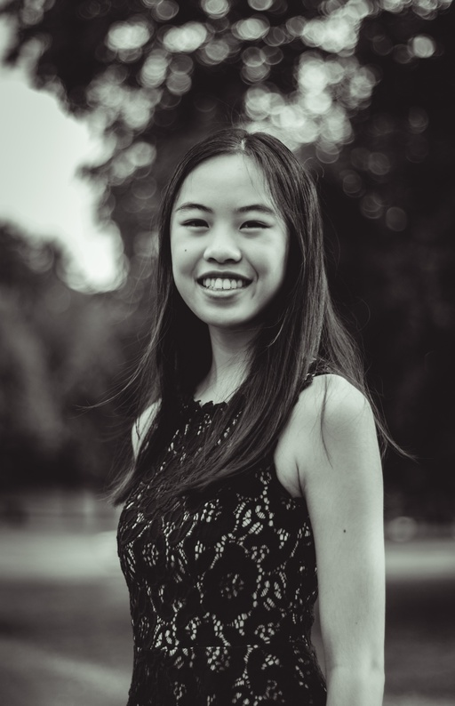Photo of Katherine M. Huang