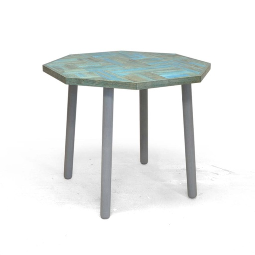 Octagon dining table nuotrauka