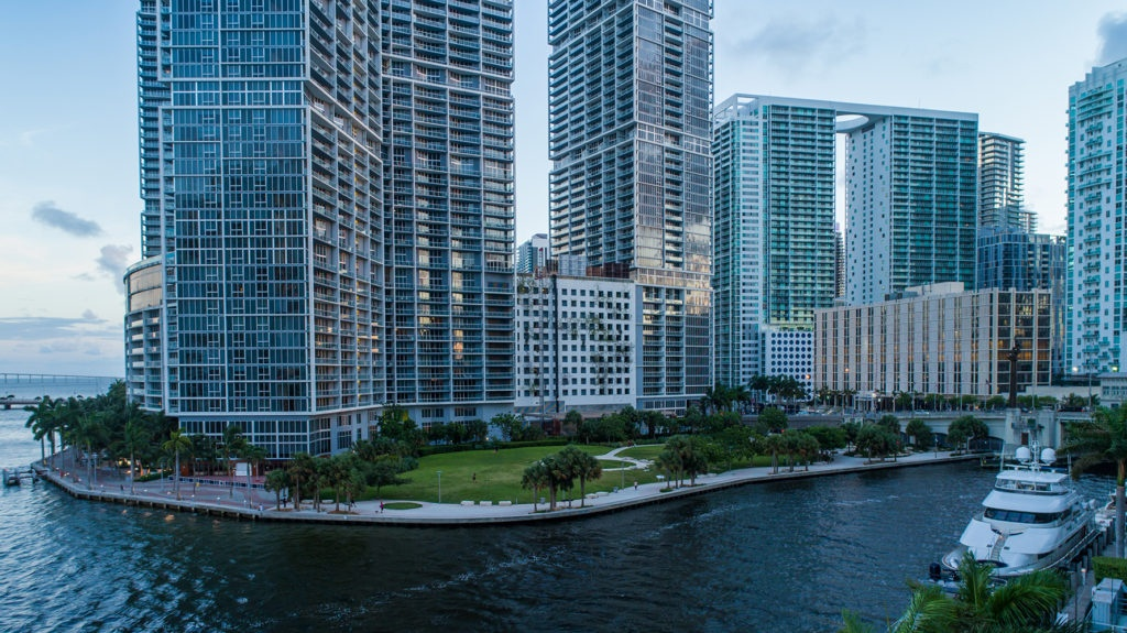 Miami river goes from dump to goldmine