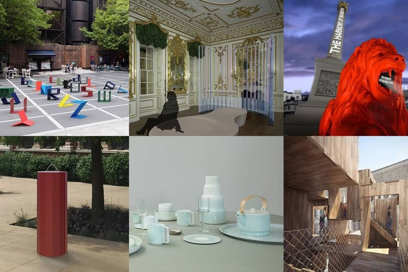 Catch the London Design Festival at Battersea Power Station