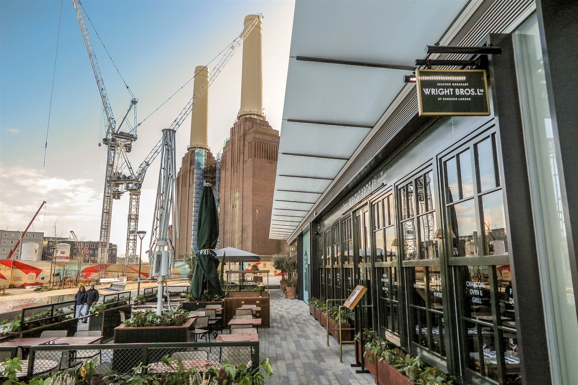 Battersea Power Station unveils diverse independent eateries