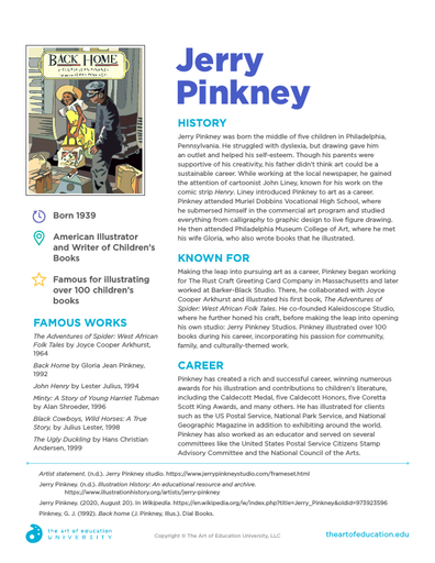 Jerry Pinkney - FLEX Resource