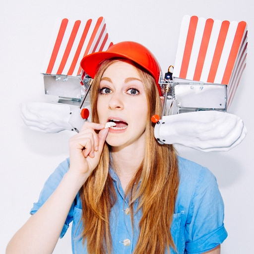 AMA with Simone Giertz