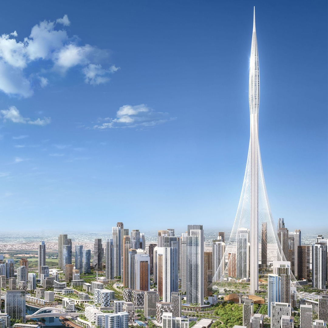 Dubai to pierce the sky with world's tallest observation tower