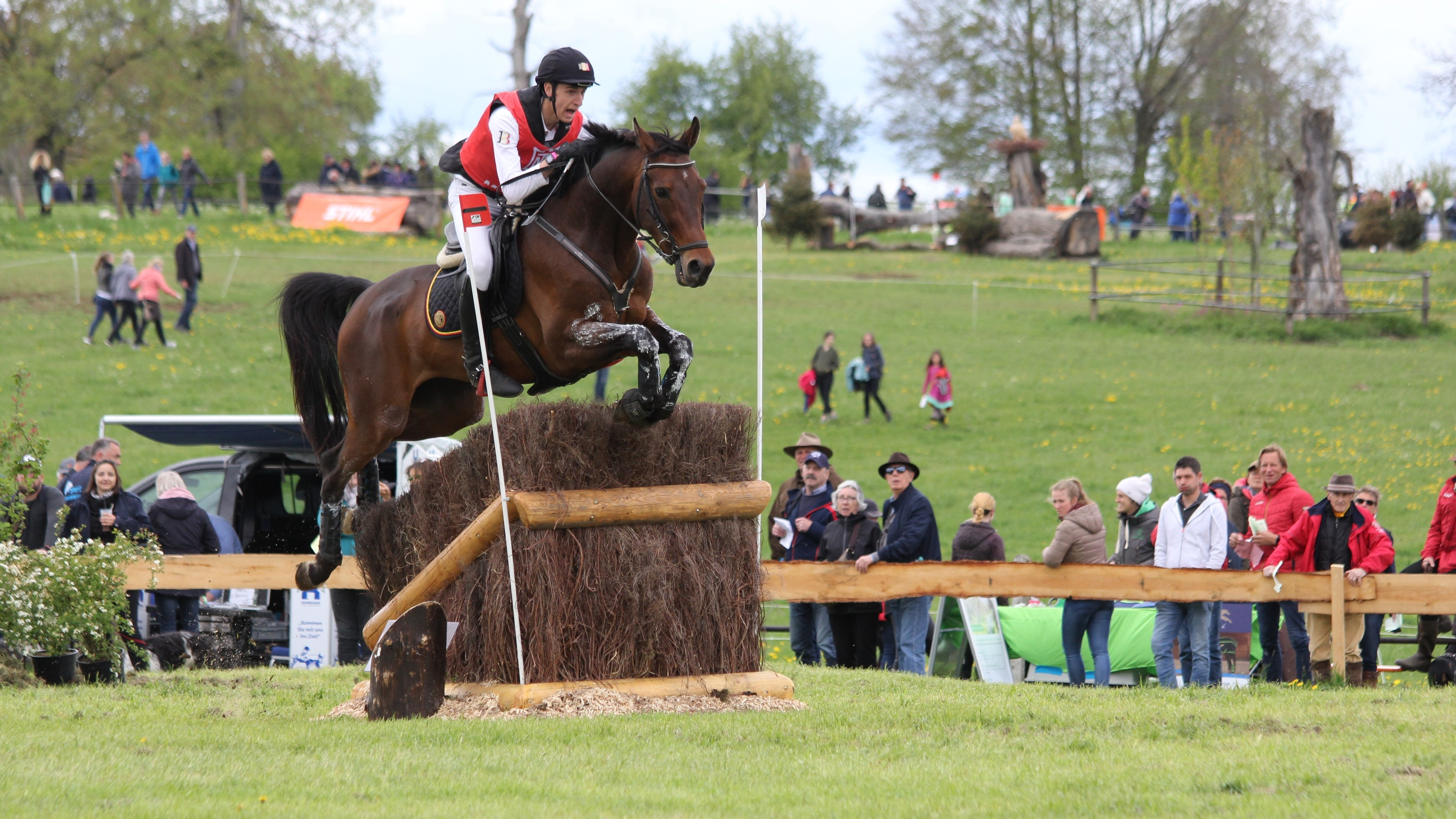 Marbach International Eventing 2022 4*DR - English Commentary