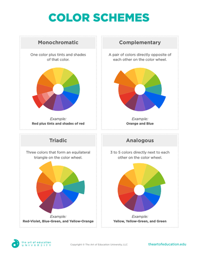 Color Schemes - FLEX Assessment