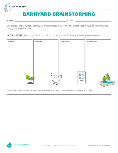 Barnyard Brainstorming - FLEX Resource