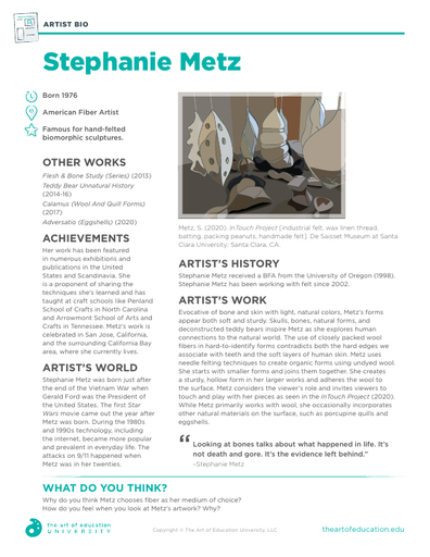 Stephanie Metz - FLEX Resource