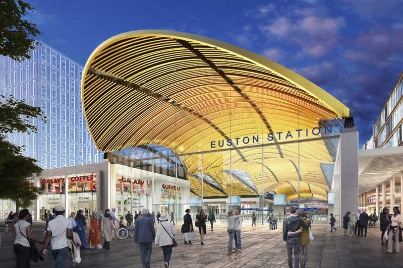 HS2: Adding value by appointing Grimshaw Architects and Wilkinson Eyre as lead designers