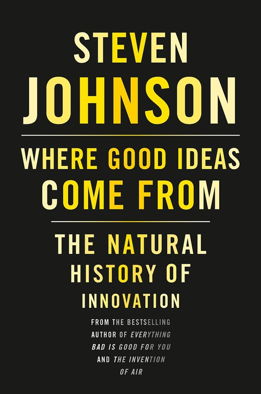 Where Good Ideas Come From