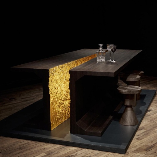 HOMMAGE TABLE