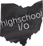 high school i/o logo