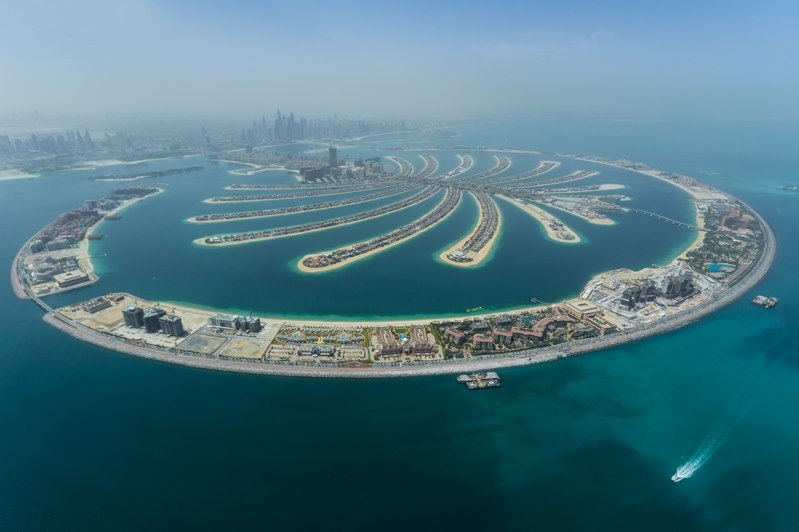 Five surprising facts you didn't know about Palm Jumeirah