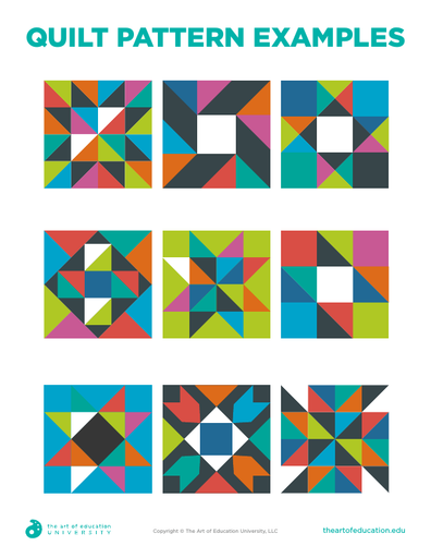 Quilt Pattern Examples - FLEX Assessment