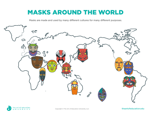 Masks Around the World - FLEX Resource