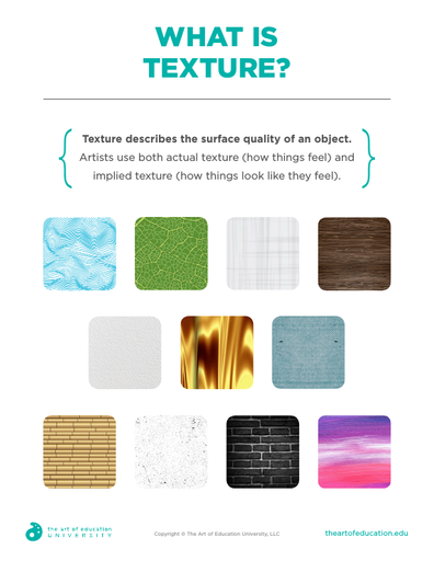 What Is Texture? - FLEX Assessment