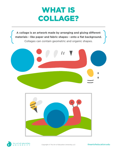 What Is Collage? - FLEX Assessment