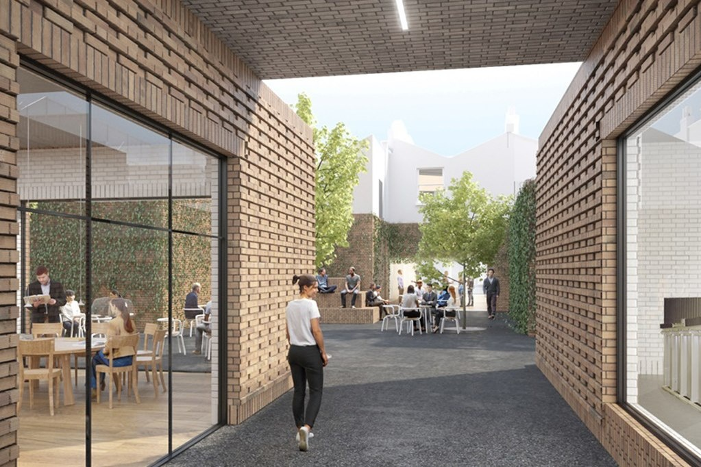 The Royal College of Art will soon have a new campus in Battersea