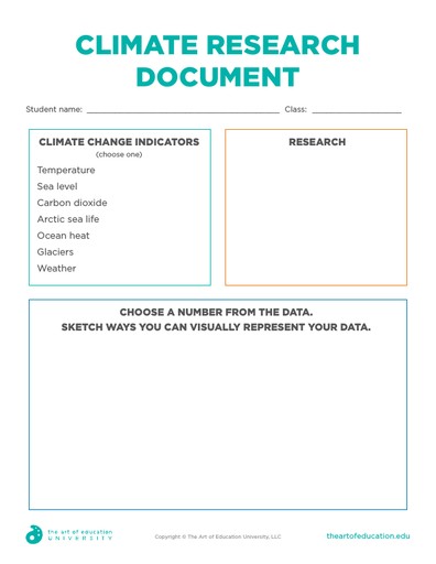 Climate Research Document - FLEX Assessment